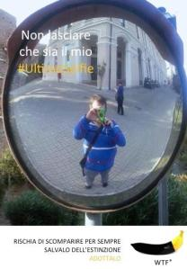 Ultimo selfie