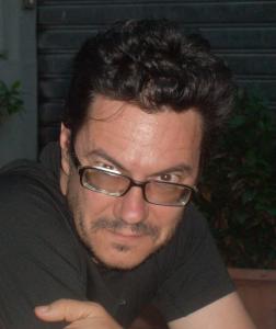 L'editore di CUT-UP, Fabio Nardini