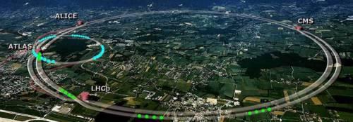 vela solare nanotecnologia missione apollo internet LHC