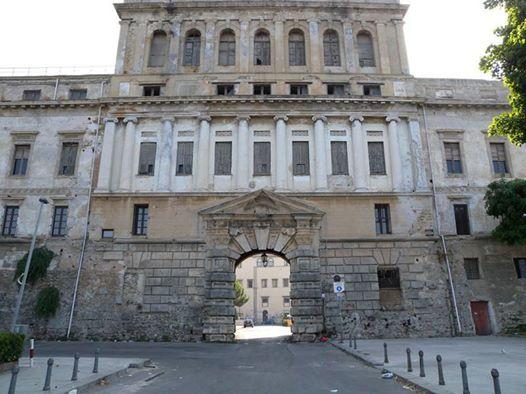 palazzo de seta