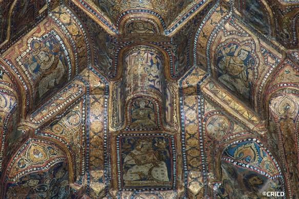 Palatine Chapel, Palermo