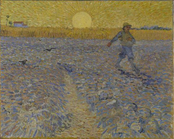 Vincent-van-Gogh-Il-seminatore-1888-Kröller-Müller-Museum-Otterlo