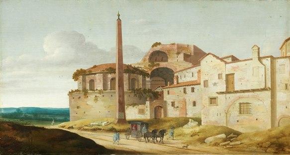 1200px-Church_of_Santa_Maria_della_Febbre,_Rome-1629-Pieter_Jansz._Saenredam