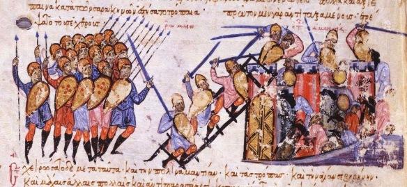 Byzantines_under_Nikephoros_Phokas_capture_Amantia