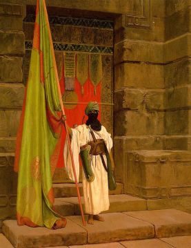 Gérôme_-_The_Standard_Bearer