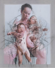 Jenny-Saville-The-Mothers-2011-Fonte-gagosian.com_