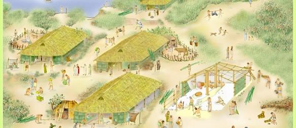 vivara_ricostruzione_villaggio_preistorico