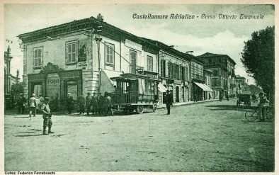 Castellammare_Adriatico_-_Corso_Vittorio_Emanuele_-_cartolina