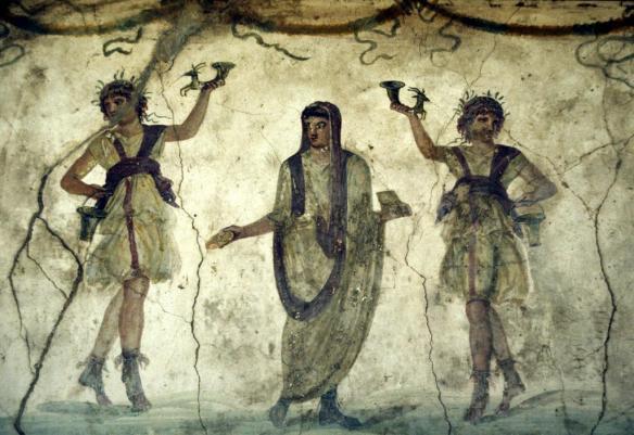 Il Matrimonio Romano Versione Latino : Lemuria parentalia e feralia ilcantooscuro