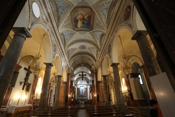 Palermo 2052015 ( FOTO PETYX PALERMO) chiesa di sant'ippolito sequestrata