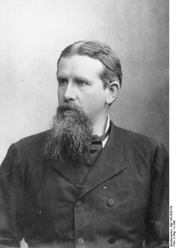 Prof. Friedrich Ratzel