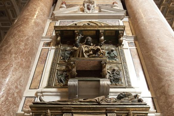 Papa-Innocenzo-VIII-tomba-San-Pietro