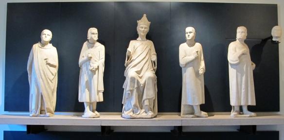 Tino_di_camaino,_statue_dal_monumento_funebre_di_arrigo_VII_di_lussemburgo,_1313,_01